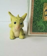 """""""Whatcha Doin?"""" Whimsical World of Pocket Dragons by Real Musgrave with Box"""