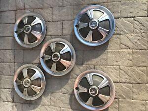 Mazda rx2 rx3 rx4 rx5 r100 wheel capsules