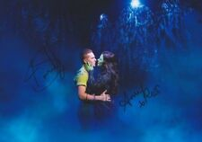 SIDWELL und AMY ROSS Wicked Foto 20x30 orignal signiert IN PERSON Autogramm