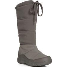 1d3a7bf0e9d Trespass Womens ladies Philomena Waterproof Snow Winter BOOTS UK 7 Pecan