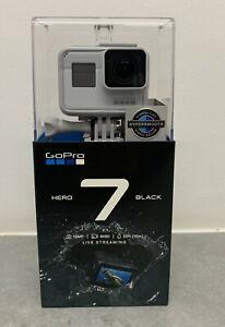 GoPro Hero 7 Black 4k60 Ultra HD wasserdichte Action Kamera Limited Edition 32gb