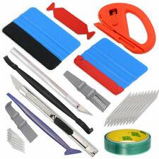 16 Teil Folien Werkzeug Set 5M Messerloses Klebeband für Autofolie Car Wrapping