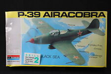 YG048 MONOGRAM 1/48 maquette avion 5213 P-39 Airacobra