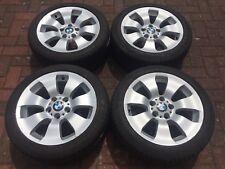 BMW E90 E91 3er Alufelgen Sommerreifen 225/45 17 Sternspeiche 158 Michelin 6,5mm