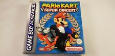 * Nintendo GameBoy Advance * Mario Kart Super Circuit * GBA * PAL *