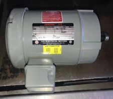 Unimount 125 Enclosed 15 Hp High Efficiency Motor F A880 Ph 3 Rpm 3495