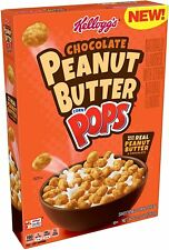 Kellogg's Chocolate Peanut Butter Pops 297g