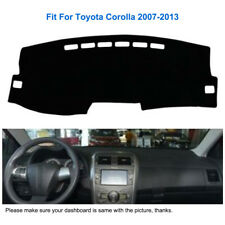 Car Dashboard Mat Dashmat Carpet For Toyota Corolla 2007-2013 Years Sun Cover