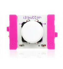 littleBits Electronics: Button, i3 Input - BRAND NEW In Packaging