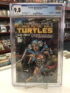 Teenage Mutant Ninja Turtles #8 (Mirage, 1986) CGC Graded 9.8 ~ TMNT ~ WP