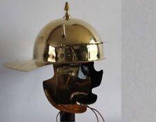 REMPO Halloween Roman Army Brass Helmet Armor Coolus Rhenus legionary auxiliary
