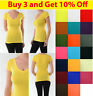 Basic V-NECK Short Sleeve Womens Solid Top Cotton T Shirt S-L 20 Colors NEW!
