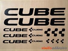 PEGATINA VINILO STICKER Cube ref 2 bicicleta bike autocollant aufkleber vinyl