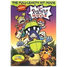 The Rugrats Movie (DVD) NO CASE NO ART EXCELLENT CONDITION SHIPS FAST
