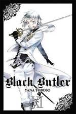 Black Butler, Vol. 11-ExLibrary