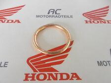 Honda CB 650 GASKET HEADER exhaust pipe GENUINE NEW