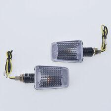 2pcs Motorcycle Dirt Bike Globe Bulb Turn Signal Indicators Light Lamp Universal