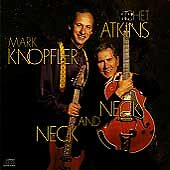Neck and Neck; Mark Knopfler, Chet Atkins 1990 CD, Country Guitar, Gibson, Mark