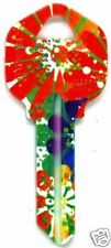 COOL COLORS KW-1 HOUSE KEY BLANK