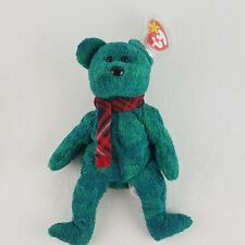 Wallace Beanie Baby W/tags Multiple Tag Errors Rare RETIRED VINTAGE