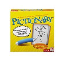 Juegos Mattel - Pictionary ninguno