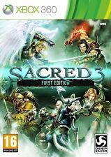 Sacred 3 - Édition Première de Deep silver | Jeu Vidéo | D'occasion