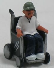 Wee Willie Gangster in Wheelchair Series 4 New Rare