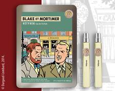 Blake et Mortimer : Eau de parfum Vetyver - L'onde Septimus