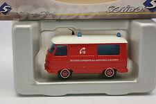 Solido 1/43 - Peugeot J7 Pompiers