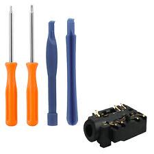 Long headphone jack port repair kit for Xbox One controller 1697 1698 ZedLabz