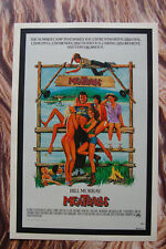 Meatballs Lobby Card Movie Poster #1 Bill Murray
