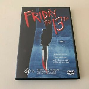 Friday The 13th (DVD, 2003)