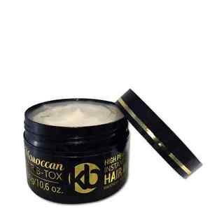 HAIR B-TOX MOROCCAN KB INSTANT MIRACLE HAIR MASK 300g 10,6oz