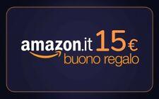 """15€ Buono Regalo Amazon.it """"GRATIS"""""""