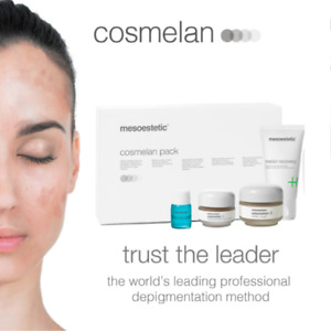 Mesoestetic Cosmelan Treatment Pack New - FULL TREATMENT - 4 Products Set