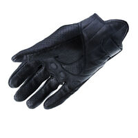 Touch Screen Leather Motorcycle Gloves Sport Street Riding Men Pursuit Black Hot