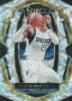 2018-19 Select Basketball Scope Parallel #189 Wesley Matthews Dallas Mavericks