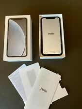 Apple iPhone XR 64GB - Black(AT&T)(CDMA + GSM) ,USED,LOCKED!