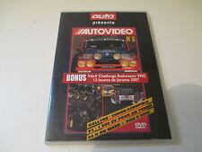 DVD AUTO PASSION AUTOVIDEO N° 8 H PESCAROLO JARAMA 2007 CORSE RENAULT 5 TURBO