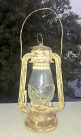 Vintage Old Collectible Iron Feuerhand No.252 Kerosene Lamp / Lantern Germany