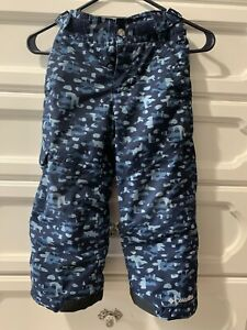 Columbia Ski Snow Pants Boys Youth Size XXS 4/5