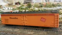Athearn HO BB Milwaukee Road Round Roof 50' Express Reefer, Upgraded, Exc.