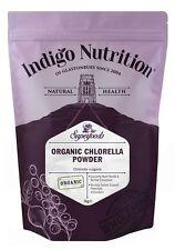 Organic Chlorella Powder - 1 kg - Indigo Herbs