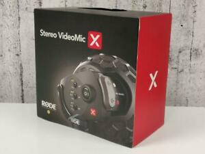 Rode Stereo VideoMic X | Camera Video Microphone
