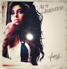 2XLP AMY WINEHOUSE, THE GLASTONBURY 2008 VINYL RECORD SOUL R&B BRAND NEW
