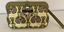 Petunia Pickle Bottom Morning In Mumbai Cross Town Clutch Diaper Bag Purse 12x14