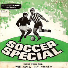 "Film Autres Formats: Soccer Special ""West Ham 2 vs T.S.V. Munich 0"""
