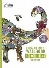 The What on Earth? Wallbook Timeline of Nature,Christopher Lloyd,Excellent Book