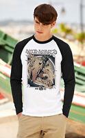 AMON AMARTH Men Women Long Sleeve T-Shirt Metal Band Unisex Baseball Raglan Top