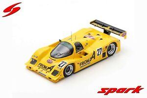 SJ081 Spark 1/43 Porsche 962C 500km SUGO 1990 #27 Nakaya Weidler Hane Lim 750 1